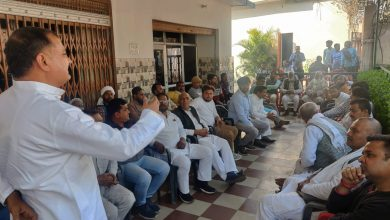 Photo of राष्ट्रीय जन संघर्ष मोर्चा लड़ेगा गरीबो की लड़ाई : अकील राणा