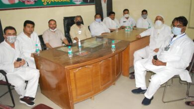 Photo of जनपद मुजफ्फरनगर में जिला पंचायत अध्यक्ष और ब्लॉक प्रमुख पद के लिए भाजपा के विपक्ष में सपा रालोद कांग्रेश हुई एकजुट