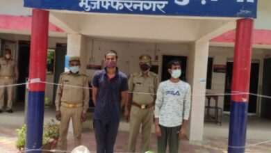 Photo of चोरी के अभियोग का खुलासा, 02 चोर अभियुक्त गिरफ्तार, चोरी हुआ लेपटाप व प्रिन्टर बरामद