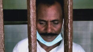 """Photo of """"थाना प्रभारी को धमकी देने वाला अभियुक्त गिरफ्तार"""""""