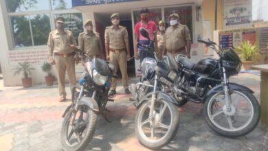 Photo of मुजफ्फरनगर की तितावी पुलिस ने शातिर अभियुक्त को किया गिरफ्तार
