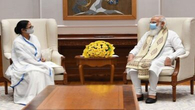 Photo of पीएम मोदी से मिलीं ममता बनर्जी, कई मुद्दों पर हुई बात