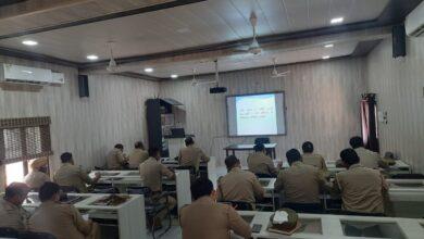 """Photo of """"प्रशिक्षण सत्र-महिला सम्बन्धी अपराध"""""""