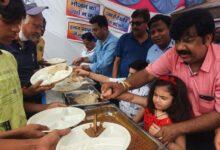 Photo of रोटरी क्लब मुजफ्फरनगर कुटुंब द्वारा तृतीय 'कुटुंब की रसोई' का किया गया आयोजन