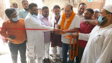 Photo of कुकड़ा मदरसा में मुजफ्फरनगर मेडिकल कॉलेज द्वारा विशाल मुफ्त चिकित्सा शिविर का आयोजन किया गया।