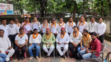 Photo of महानगर अधिवक्ता सभा समाजवादी पार्टी मुजफ्फरनगर की हुई बैठक