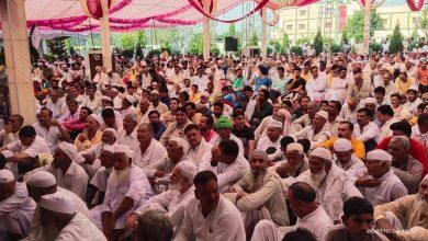 Photo of चौ•जयंत सिंह की आगामी जनसभा को सफल बनाने के लिए वरिष्ठ रालोद नेता अमीर आलम ने सर्व समाज को किया एकजुट